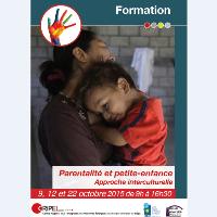 Parentalité et petite-enfance : Approche interculturelle