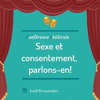 Sexe et consentement, parlons-en !