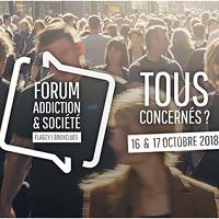 FORUM ADDICTION & SOCIÉTÉ