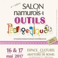 Salon namurois des outils pédagogiques 2017