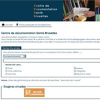 Le Centre de Documentation Santé Bruxelles (CDSB) a fait peau neuve !