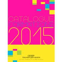 Formations proposées par le CESEP asbl