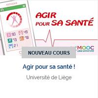 "MOOC ""Agir pour sa santé"""