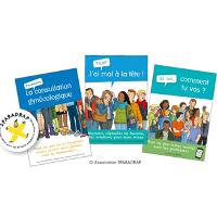 3 guides illustrés pour aider les adolescents