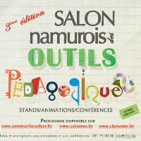 Salon Namurois des Outils pédagogiques - 3ème édition