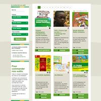 Outils pédagogiques d'Oxfam-Magasins du monde