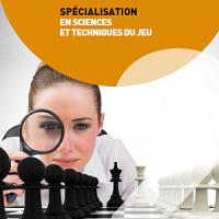 Spécialisation en Sciences et techniques du jeu