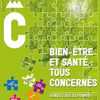 """Forum Ouvert """"Bien-être et Santé : Tous concernés"""""""