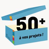 50+ à vos projets ! Penser plus tôt à plus tard