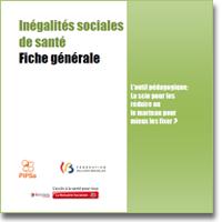 Inégalités Sociales de Santé (ISS) : Fiche générale