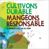 Cultivons durable, mangeons responsable