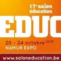Salon Education 2010, à Namur