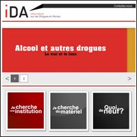 iDA : Informations sur les Drogues et l'Alcool