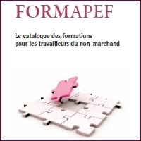 Catalogue de formation de l'APEF 2011 - 2012