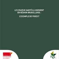 Les enjeux santé & logement en Région bruxelloise
