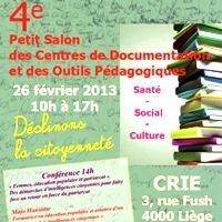 4e Petit Salon des Centres de Documentation et des Outils Pédagogiques