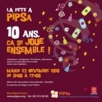 PIPSa fête ses 10 ans