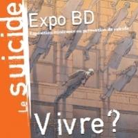 """Exposition BD """"Vivre ?"""""""