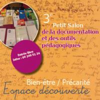 Le Petit Salon de la documentation et des outils pédagogiques