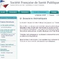 Société française de Santé publique (SFSP)