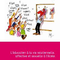 Education à la vie relationnelle, affective et sexuelle à l'école (EVRAS)