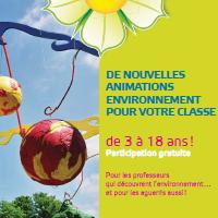 A Bruxelles, de nouvelles animations environnement pour votre classe