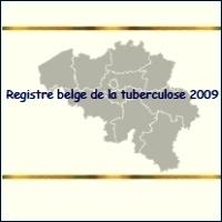 Registre belge de la tuberculose 2009