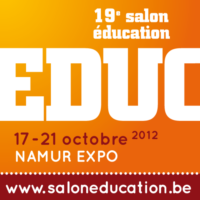 Salon Education 2012, à Namur