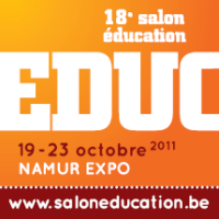 Salon Education 2011, à Namur
