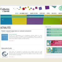 Site de Cultures&Santé asbl