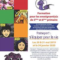"""Formation """"Passeport : S'équiper pour la vie"""""""