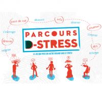 """Atelier découverte du jeu """"D-Stress"""" (La Louvière)"""