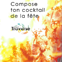 Compose ton cocktail de la fête