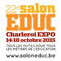 Salon EDUC 2015 - Charleroi