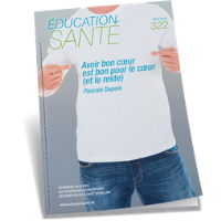 Education Santé n° 322 - Mai 2016