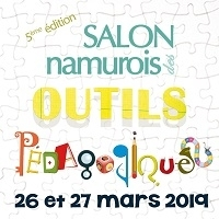 Salon Namurois des Outils Pédagogiques 2019