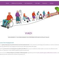 Nouveau site web Viadi.be