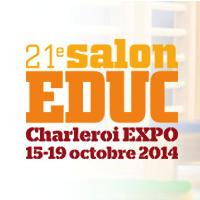 Salon EDUC 2014 - Charleroi