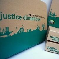 """Mallette pédagogique """"Justice climatique"""""""