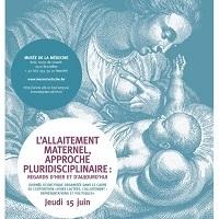 L'allaitement maternel, approche pluridisciplinaire : regards d'hier et d'aujourd'hui