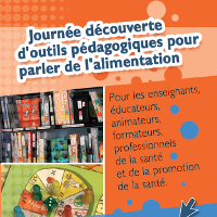 Journée découverte d'outils pédagogiques pour parler de l'alimentation : à Arlon, le 14 mars 2012