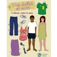 """Atelier Découverte de l'outil """"Des habits et nous"""""""