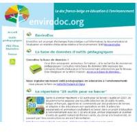 EnviroDoc - La doc franco-belge en éducation à l'environnement