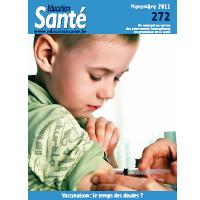 Education Santé n° 272 - Novembre 2011
