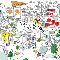 Familial Pursuit : Un jeu coopératif pour mieux comprendre les droits des familles