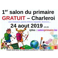 Salon du primaire, à Charleroi