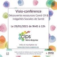 Découverte ressources COVID-19 et Inégalités Sociales de Santé