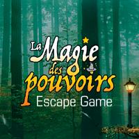 """Atelier-découverte Escape Game """"La Magie des Pouvoirs""""  (ACTIVITÉ ANNULÉE)"""