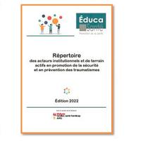 Activités et outils autour de la promotion de la sécurité et la prévention des traumatismes