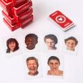 Expression faciale des sentiments : Cartes